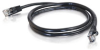 100ft Value Series Cat5E Booted Patch Cord - Black -- 570-135-100 - Image