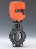 Electrically Actuated Butterfly Valve Type 140 - Image