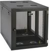 SmartRack 12U Heavy-Duty Low-Profile Server-Depth Side-Mount Wall-Mount Rack Enclosure Cabinet -- SRW12UHD -- View Larger Image