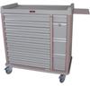 OptimAL Aluminum 420 Capacity Unit Dose Medication Box .. -- AL420BOX