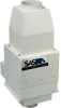 Ducted Mounted Fume Extractor Mounted Sentry w/ Outlet Plenum -- SS-200-MSP - Image