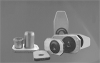Refractory Flow Control Parts - Graphite Stopper Rods, Graphite Nozzles, and Slide Gates.