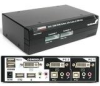 StarTech.com 2 Port DVI USB KVM Switch with Audio -- SV231UADVI
