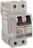 Circuit Breaker;Therm/Mag;Hndl;Cur-Rtg 5A;DIN Rail;2 Pole;Screw Snap;G -- 70077011