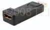 DisplayPort Male To HDMI Female Adapter -- DPM-HDMIF