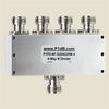 RF Power Divider/Splitter -- P1PD-NF-0204G30W-4