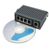 StarTech.com 5 Port Unmanaged Industrial Ethernet Switch - D -- IES5100
