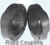 MCPX2:Two-Piece Clamp Style Rigid Coupling Without Keyway -Image