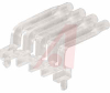 Light Pipe; 0.939 in.; Clear Polycarbonate; Stackable Right Angle; 0.229 in. -- 70127249 - Image