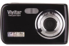 Vivitar ViviCam 7024 7.1 Megapixel Compact Camera - Blue -- V7024BLUE