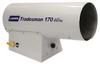 Forced Air Heater,125K-170K,LP -- Tradesman 170 Ultra