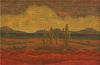 Desert Sunset Chenille Fabric -- R6978 -- View Larger Image