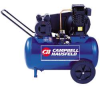 CAMPBELL HAUSFELD 20 gallon cast iron air compressor -- Model# VT6290