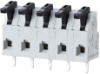 Spring Clamp Solderable Terminal Blocks -- AST027
