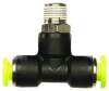 Miniature Push-Quick Fittings -- PQM-BT05N - Image