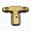 37° Flare Hydraulic Fitting -- Branch Tee Fittings - Image
