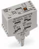 Multi-range timing relay module; on-delay timing; 4 time ranges; 4 Voltage ranges; relay with 1 changeover contact (1u) -- 286-616 - Image