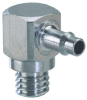 "#10-32 to 3/32"" ID Hose Connector -- CT0-3 -Image"