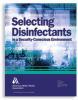 Selecting Disinfectants in a Security-Conscious Environment -- 20707