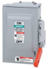 Indoor Non Fusible Safety Switch,100Amp -- 30J358