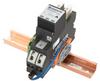 DC Surge Protector SPD RRPA Indoor DIN-Rail Assy 48 Vdc, 20 kA MOV, GDT -- RRPA-DTA -Image