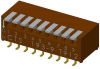 DIP Switches -- 193-9MS-ND - Image