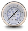 0-100 psi / 0-700 kPa  Pressure Gauge with 2.5 inch mechanical dial -- G25-SD100-4CS - Image