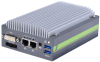 Ultra-Compact Intel® Bay Trail-I Fanless System with Dual PoE Ports