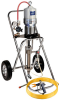 Airless High Pressure Outfit -- 98-972 4B cart mount - Image