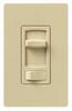 Fan Control,Slide,Rocker,1.5Amp,Ivory -- 12H985