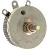 Rheostat;Rest 2 Ohms;Wirewound;Pwr-Rtg 50W;Panel;Dia 2.31in;Open;Vol 750V -- 70022495