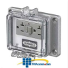 Hubbell Panel-Safe 20A 125V, GFCI with In-Cabinet.. -- PR20 - Image