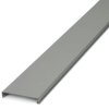 Wiring Duct Cover Gray PVC -- 78037395894-1