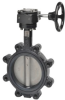 Butterfly Valve -- F6100-150SHP+GW11 -- View Larger Image