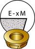 Carbide Milling Insert,R3000724EPM 4240 -- 5FPJ0