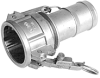 316 SS Part C Quick-Acting Couplers -Image
