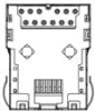 Modular Connectors / Ethernet Connectors -- G10-1GHT-012E -- View Larger Image