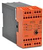 SAFETY RELAY, 24 VAC/DC, 3 N.O. 5 SEC DLY, 2 NO+1 NC INST, 2-CH, E-STOP/GATE -- BH5928-92-61-24-5