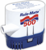Rule-Mate® 500 Automatic Bilge Pump -- CWR-31513