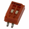 DIP Switches -- TDA02H0SK1R-ND -Image