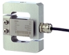 Model 152 S-Beam Load Cell, 50 N Range, -10°C to 40°C [14°F to 104°F] Temperature Compensation, Unamplifed, Integral Cable (PVC) 1,5 m [4.92 ft] Electrical Termination, 10 point (5 -- 060-P662-01