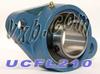 50mm Bearing UCFL210 + 2 Bolts Flanged Cast Housing -- Kit7327