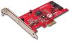 SIIG SATA II PCIe 2-Port -- SC-SAE012-S2