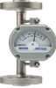 Metal Tube Variable Area Flow Meter, MT3809 Series -- 3809G / 3809G ELF / 3809G TFE Lined / 3810G -- View Larger Image