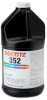Henkel Loctite 352 Light Cure Adhesive 1 L Bottle -- 35286