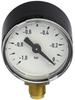 Vacuum gauge (manometer) for analogue measurement and monitoring of the vacuum VAM 40 V U -- 10.07.02.00046 - Image