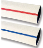 Mill Discharge Hose - Single Jacket with Red Stripe -Image