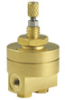 Sub Miniature Single Stage Diaphragm Pressure Regulator -- PRDB-18MM