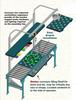 PBT Ball Transfer Table Conveyor Line Workstation - Image