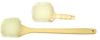 LONG HANDLE UTILITY BRUSH 20 IN NYLON WHI 12 -- BRU 4420
